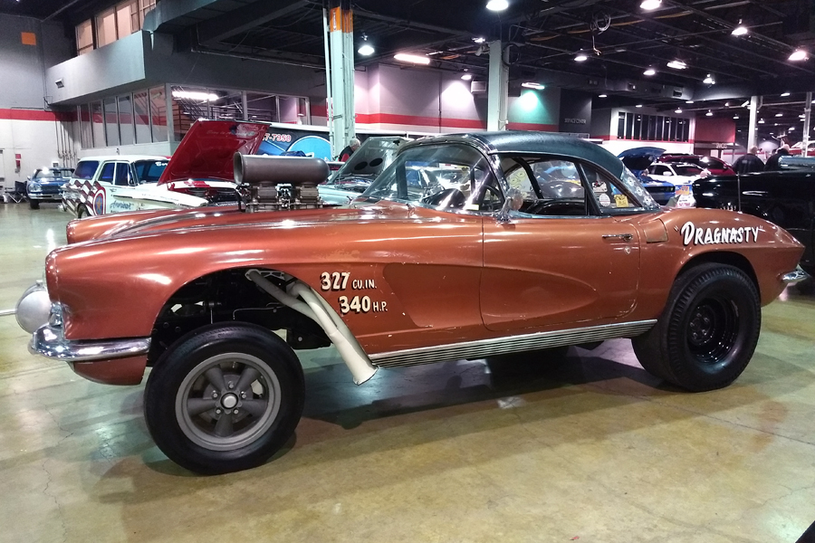 MUSCLE CAR AND CORVETTE NATIONALS - EVENT NOTEBOOK | Competition Plus