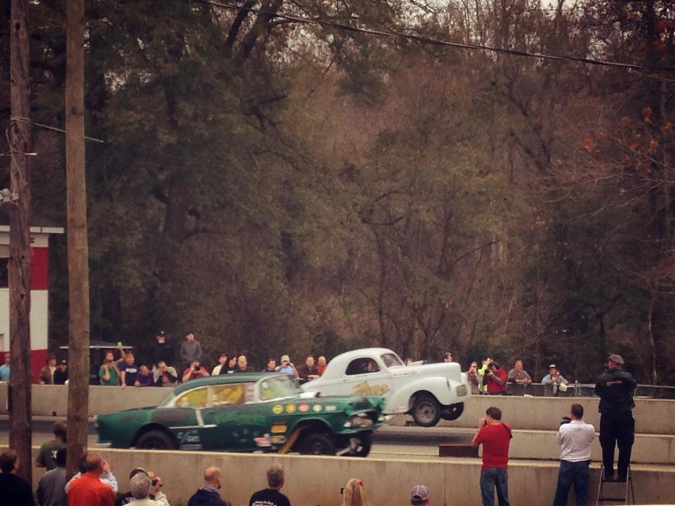 STOTT'S SOUTHEAST GASSERS SERIES HAS STOOD THE TEST OF TIME