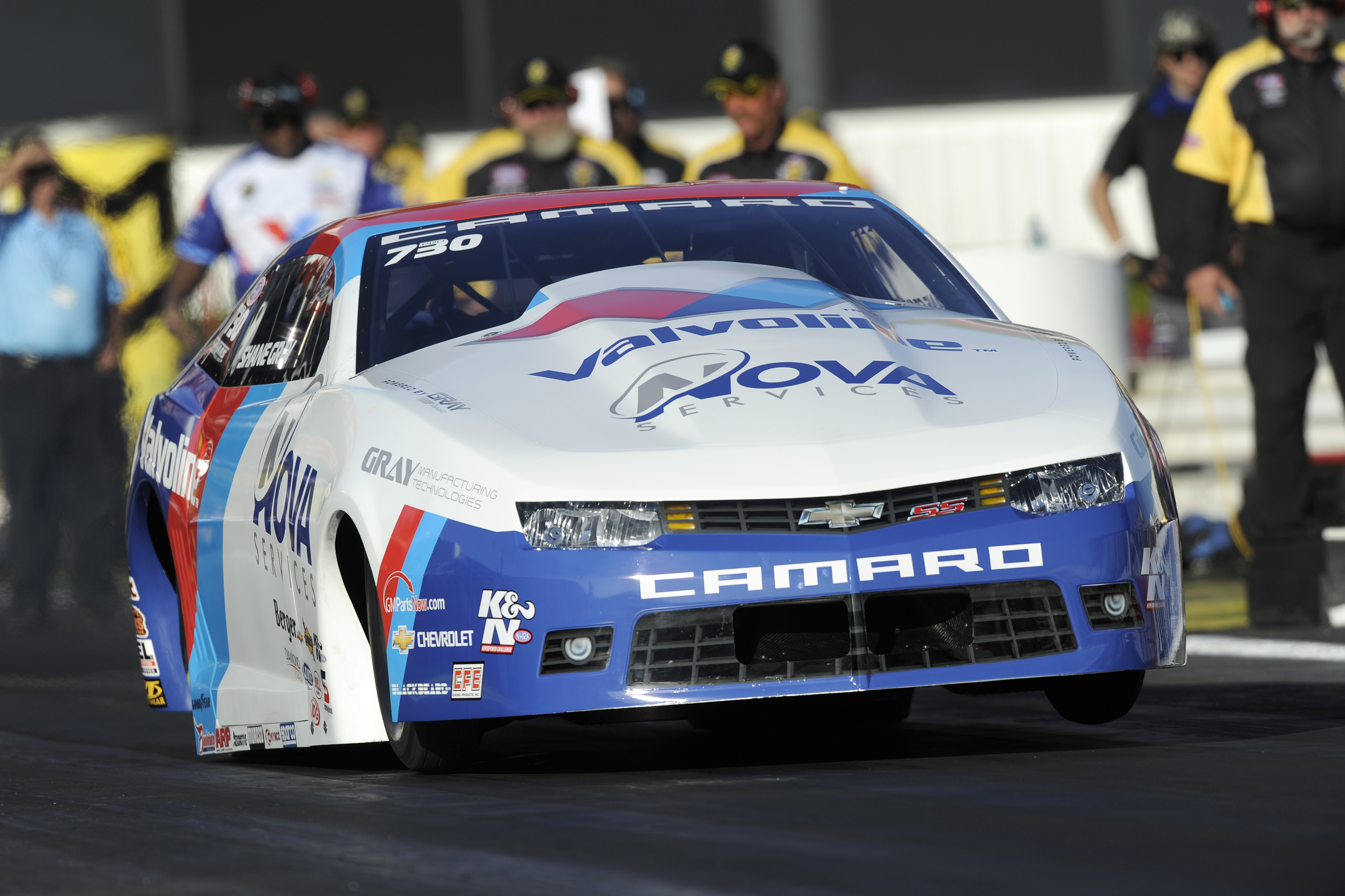 THIRD-GEN RACER TANNER GRAY TO TAKE OVER DAD'S PRO STOCK ...