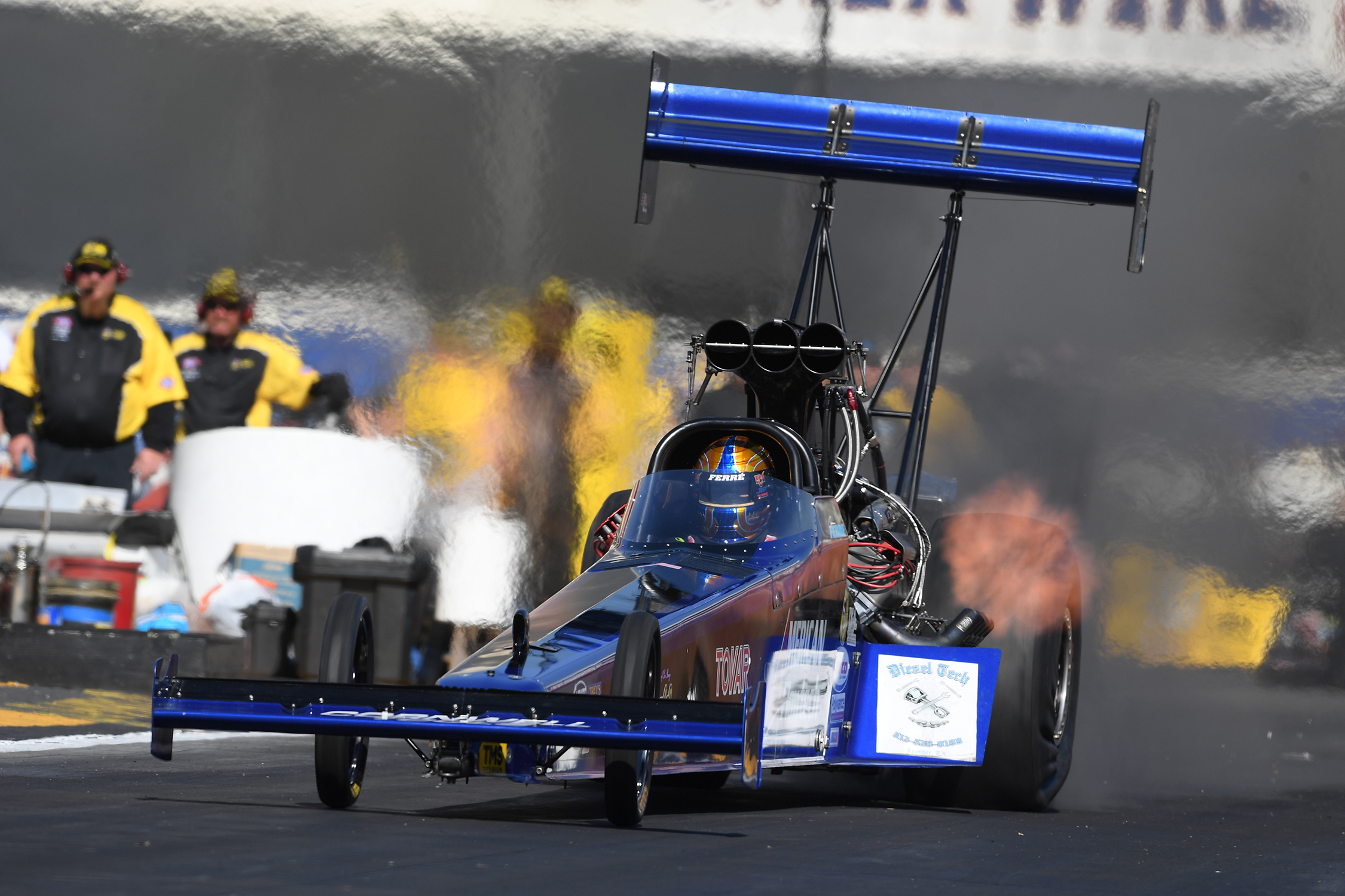 2019 NHRA NEW ENGLAND NATIONALS - EVENT NOTEBOOK
