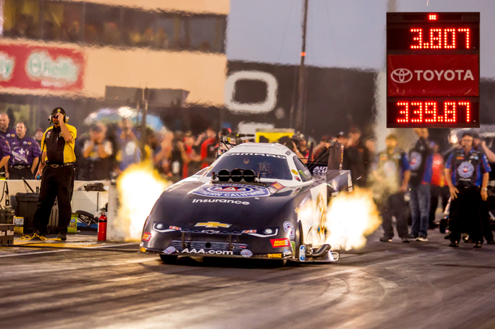 NHRA TO MAKE REV LIMITER CHANGES TO NITRO FC CLASS IN 2018
