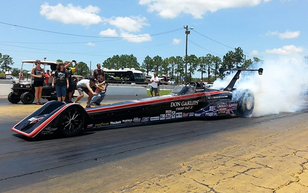 Bradenton Drag Strip >> GARLITS TO RUN ELECTRIC DRAGSTER IN BRADENTON THIS WEEKEND | Competition Plus