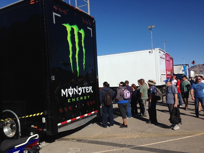 Jfr Replacement Rig Arrives In Vegas Competition Plus
