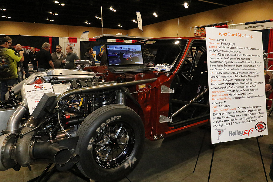 11th ANNUAL RACE & PERFORMANCE EXPO BRINGS YOUTH TO THE