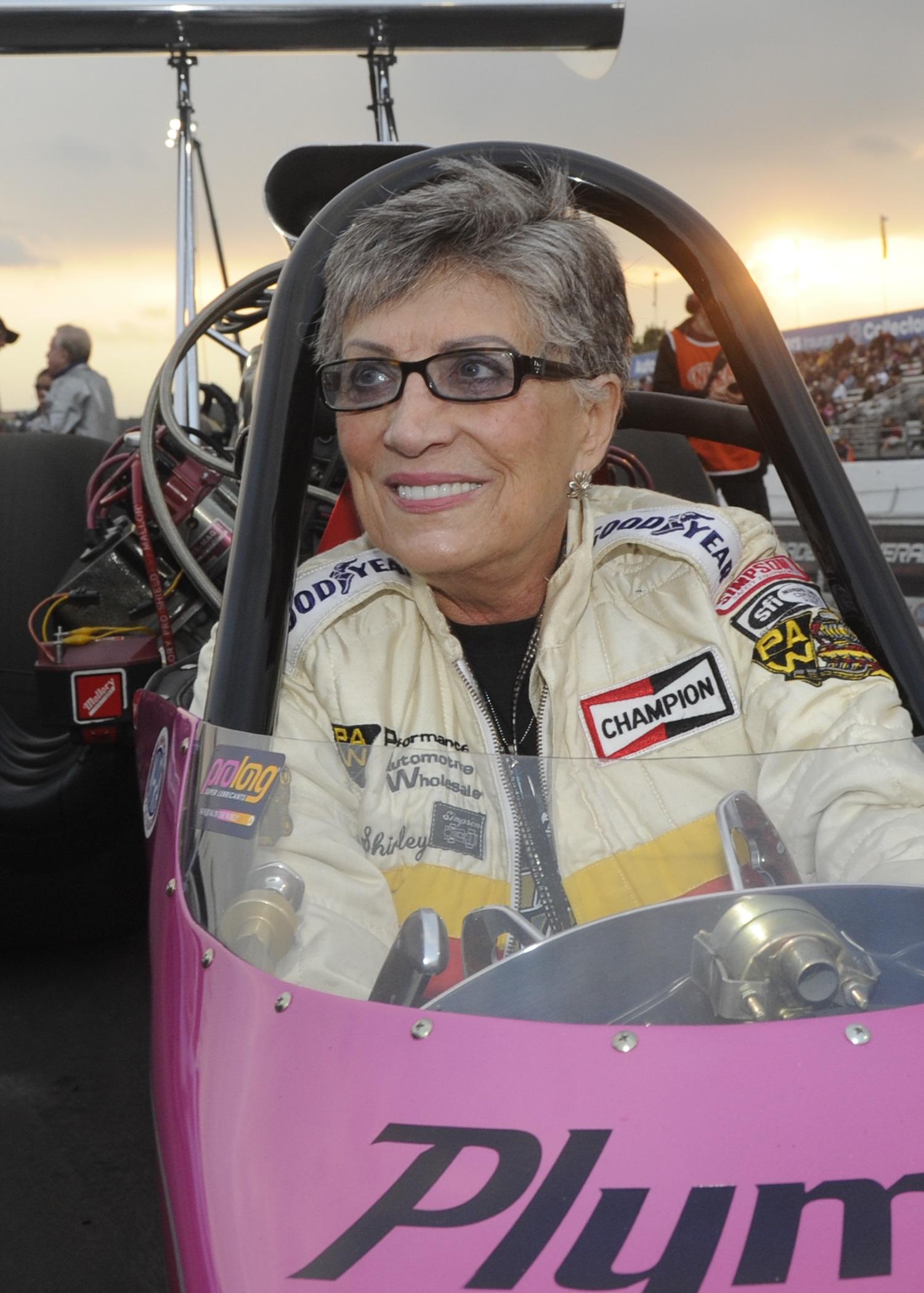 Shirley Muldowney NHRA champion