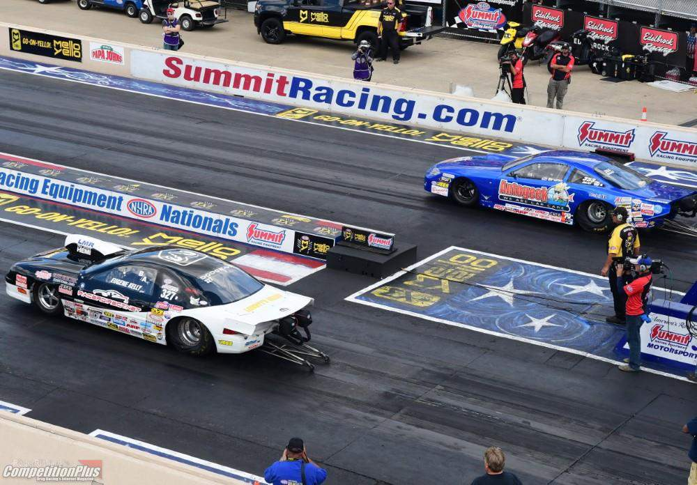 Sportsman Results From 2017 Nhra Summit Racing Equipment