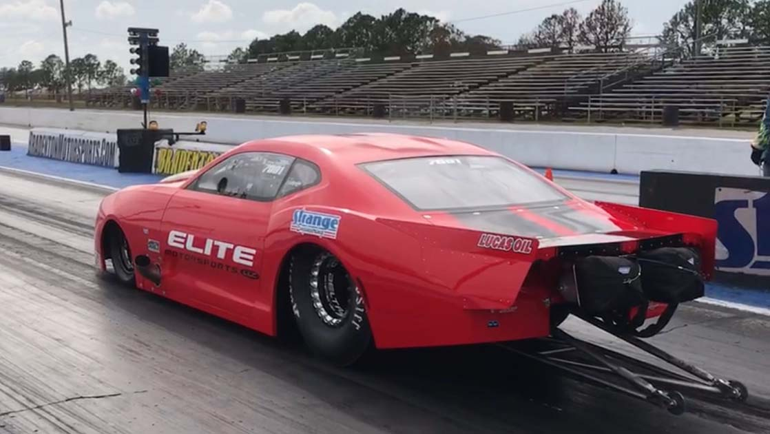 2 Time Nhra Champ Erica Enders Making Runs In New Pro Mod
