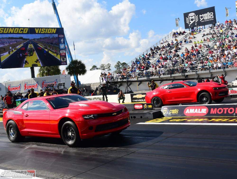Bob Bell Chevy >> SPORTSMAN RESULTS FROM 2018 NHRA GATORNATIONALS | Competition Plus