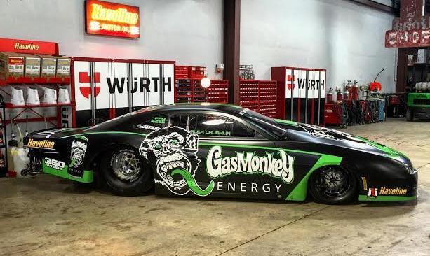 Funny Car Gas Monkey Garage : Ps racer alex laughlin to pilot gas monkey garage