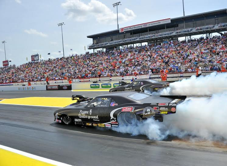 Frank Hawleys Drag Racing School Joins Rpm Warm Up At West Palm
