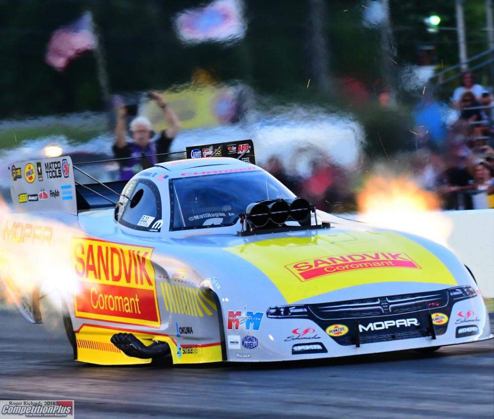2018 NHRA NEW ENGLAND NATS - EVENT RESULTS