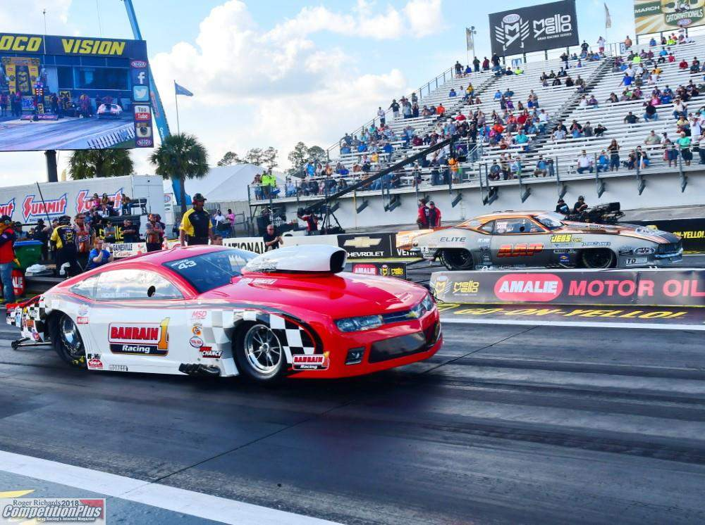 Rickie Smith Victorious In First Pro Mod Event Of 2018 At
