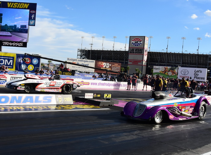 Sportsman Results From Nhra Toyota Nationals Competition
