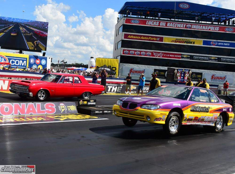 2018 NHRA U S  NATIONALS - SPORTSMAN NOTEBOOK | Competition Plus