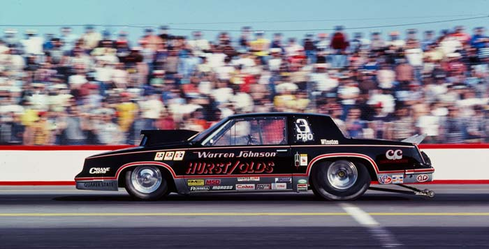 warren johnson 442 1983