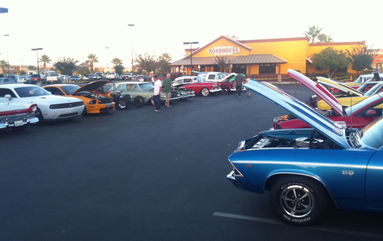 KICK OFF BAKERSFIELD MARCH MEET WITH A PARTY Competition Plus - Bakersfield car show