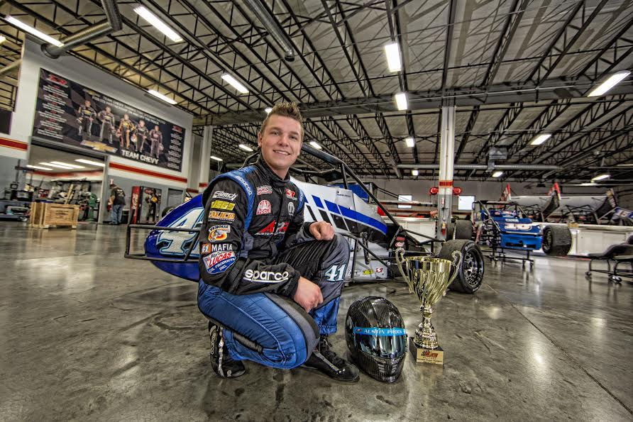 Austin Prock Vying For Search For A Champion Prize Competition Plus