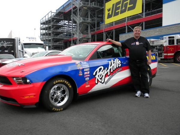 Roy Hill Having Fun Racing Super Stock Competition Plus