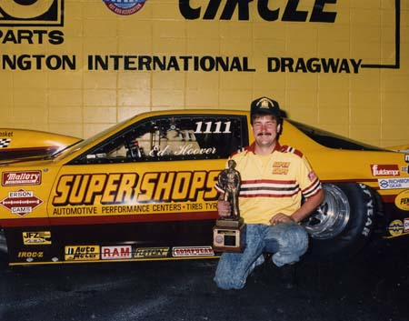Years Of Pro Mod The All Time Top Drivers Competition Plus