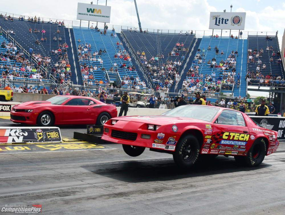 SPORTSMAN RESULTS FROM THE 2017 NHRA ROUTE 66 NATIONALS ...